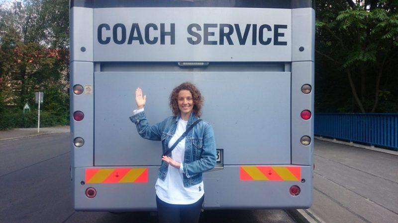 Jäz vor Coach Service